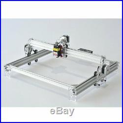 500/2000/3000mW DIY Mini Laser Engraving Machine Marking Wood Printer Engraver