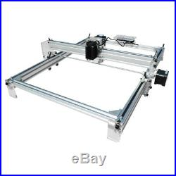 5000MW Blau Blue Laser Graviermaschine Cutter CNC Laser Engraving Machine DIY