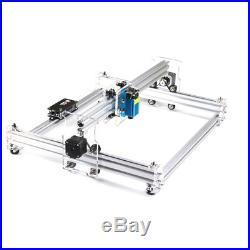 500MW 30X38cm A3 Stroke DIY Desktop Laser Engraving Machine Wood Marking Printer