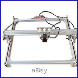 500Mw Desktop DIY Laser Engraver Engraving Machine Logo Printer Kit 40cmx30cm