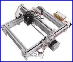 500Mw Desktop Laser Engraving Machine DIY Cutting Logo Picture Marking Printer
