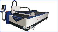 500W Fiber Laser Cutting Machine Metal/Laser Steel Cutter 13002500mm/48 feet