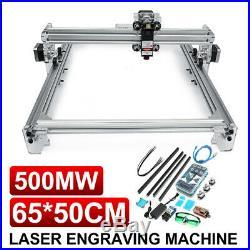 500mW 6550cm Desktop Laser Engraver Engraving Cutting Machine Picture Printer