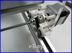 500mW CNC Laser Engraver Wood Logo Marking Engraving Machine 20cm17cm DIY Kit