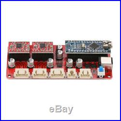 500mW USB CNC Laser Engraver Printer Desktop Cutting Marking Machine DIY Kit USA