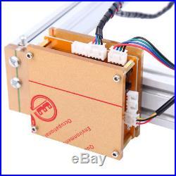 500mw 40x50 DIY Laser Engraving Cutting Machine Wood Cutter Printer Kit Desktop