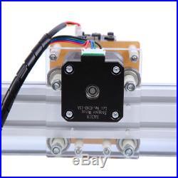 500mw 40x50 DIY Mini Laser Engraver Engraving Cutting Machine Desktop Printer