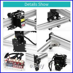 500mw DIY CNC Laser Engraving Metal Marking Machine Wood 500mw Printer Tool