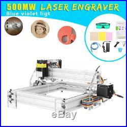 500mw DIY USB Laser Engraving Marking Machine Paper Wood Logo Printer Engraver