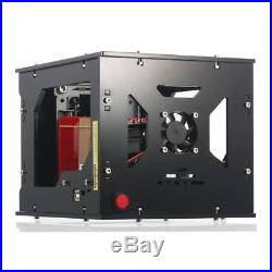 500mw Welquic laser engraving machine for Hard wood/plastic/bamboovia BT4.0