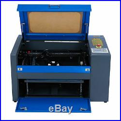 50W CO2 Laser Engraver Cutting Machine Crafts Cutter USB Interface 300 x 500mm