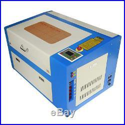 50W CO2 Laser Engraver Engraving Cutting Machine Laser USB Wood Working /Crafts
