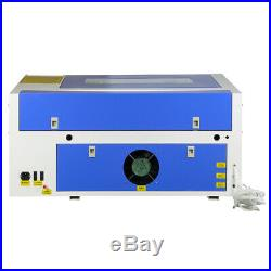 50W CO2 Laser Engraving Cutting Machine Engraver Cutter 220V 300mmx500mm USB
