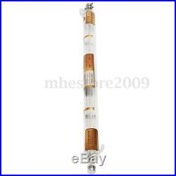 50W CO2 Laser Tube Metal Head Glass Pipe 800mm For Cutting Engraving Machine