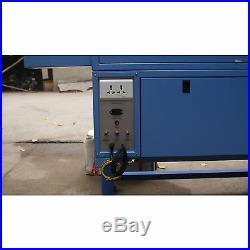 50W CO2 Mini Laser Engraving Cutting Engraver Cutter Machine 500mm700mm USB