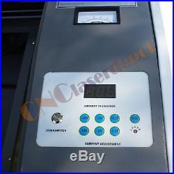 50W Mini Desktop Co2 Laser Engraving Machine Laser Cutter Engraver W USB 3050