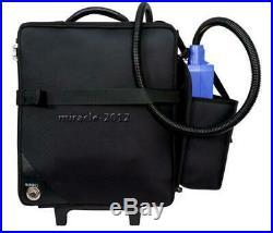50W Portable Backpack Laser Cleaner Machine Rust Removal Metal Oxide Erasing
