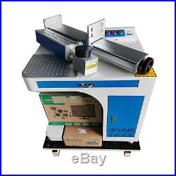 50W Raycus Fiber Laser Marking Machine for Marking Metal Stainless Steel&Plastic