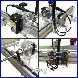 50X65cm 500MW Desktop Laser Engraving Machine Cutter CNC Printer Image Marking