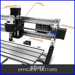 5500MW CNC Laser Engraver 3018 DIY Router Kit Woodworking PVC Engraving Cutter