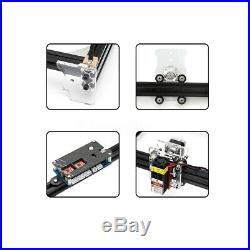 5500mw 65x50cm Laser Engraving Cutting Engraver CNC Carver DIY Printer Machine