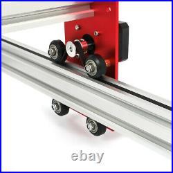 5500mw DIY Laser Engraver Machine 4545 Engraving Machine 2Axis Wood Router