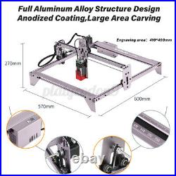 550mW DIY Mini Adjustable Laser Engraving Cutting Machine Desktop Gift Printer