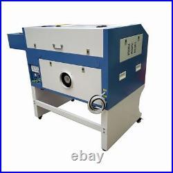 6040 desktop 60w laser engraver machine laser cutter Diy mini CNC router wood