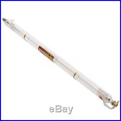 60W 1200MM Laser Tube Metal Head Glass Pipe For CO2 Engraving Cutting Machine