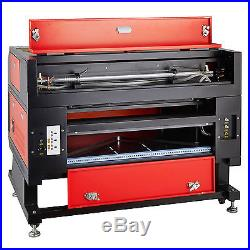 60W 500x700mm Co2 USB Laser Engraving Cutter Stand Cutting Machine Engraver