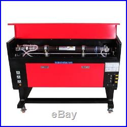 60W CO2 Laser Engraving Cutter Machine Engraver Water Cooling 700X500MM USB PORT