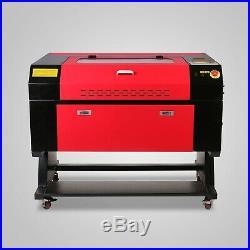 60W CO2 Laser Engraving Cutting Cutter DIY crafts engraver machine 70X50CM