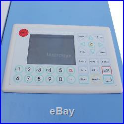 60W CO2 USB Laser Engraving Cutting Machine High Precise