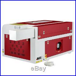 60W Laser Engraving Cutting Machine Pro USB Co2 Laser Engraver Cutter 24 x 16