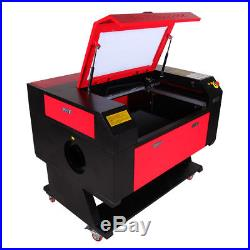 60W USB Disk CO2 Laser Engraving Cutting Machine Laser Cutter with