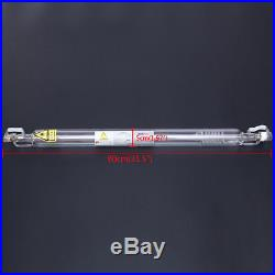 800 mm CO2 Laser Tube 50W for Engraving & Cutting Machines Water Cooling