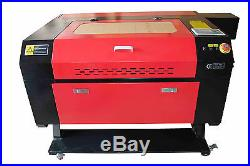 80W CO2 HQ7050 Acrylic Laser Engraving Cutting Machine Engraver Cutter/700500mm
