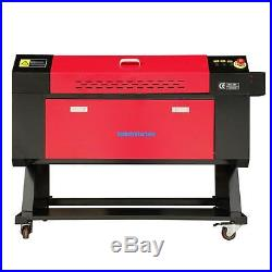 80W CO2 USB Laser Cutter Engraver Cutting Engraving Machine Woodworking Artwork