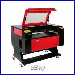 80W Co2 Laser Cutter Engraver 20x28 Cutting Engraving machine Ruida DSP Red Dot