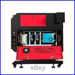 80W Co2 Laser Engraver Cutter Engraving Cutting machine 20x28 USB Port Ruida