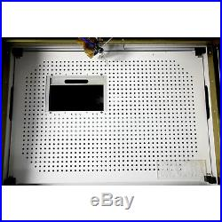 80W Co2 Laser Engraving&Cutting Machine With CorelLASER Motorized Table 16''x24