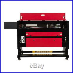 80W Engraver Cutter with USB Interface Laser Engraving Machine 700x500mm