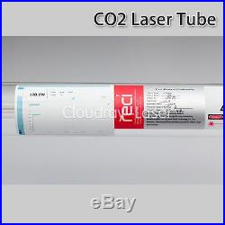 90-100W RECI W2 CO2 Laser Glass Tube Water Cooling for Cutting Engraving Machine