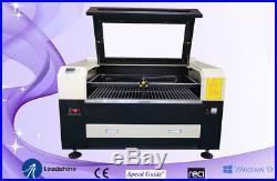 90w Co2 Laser Engraver Cutter Cutting Machine Reci W2,130cmx100cm, LaserCAD DSP