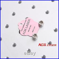 AOK LASER Fiber Laser 50W Fast Engraving Cutting Machine Solid-state laser
