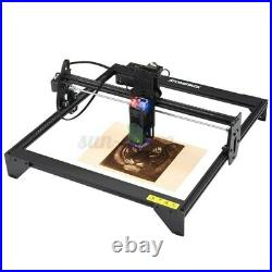 ATOMSTACK A5 20W CNC Laser Engraving Machine Wood Carving Cutting Desktop Tool