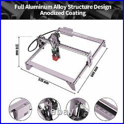 ATOMSTACK A5 Pro 40W Fixed-Focus Laser Engraver Engraving Cutting Machine K2G4