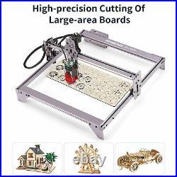 ATOMSTACK A5 Pro 40W Laser Engraver CNC Engraving Cutting Machine 410x400 US