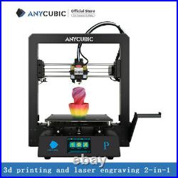 Anycubic Mega Pro 3D Printer & Laser Engraving 2 in 1 Machine Silent Motherboard