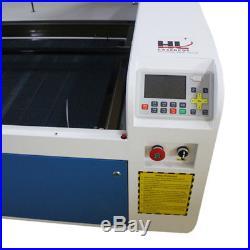 Auto-Focus 80W USB Co2 1000 x 400mm Laser Cutter Laser Cutting Engraving Machine